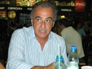 Daniel Moreno, expositor.